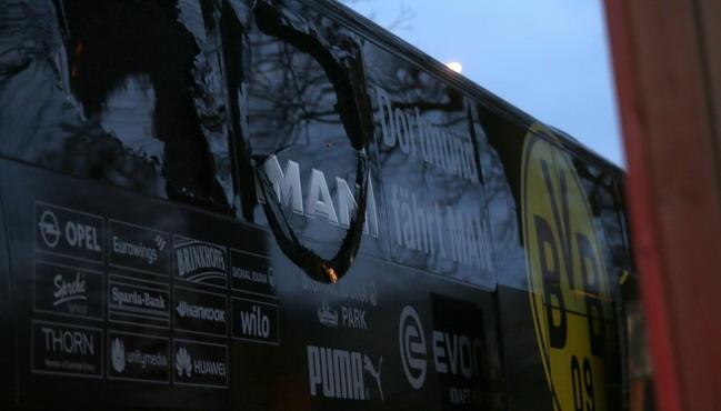 У організації вибуху біля автобуса дортмундської «Боруссії» підозрюють росіянина