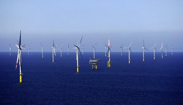 Морські вітряні турбіни стануть вдвічі більшими за літаки