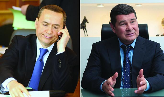 Мартиненко підтвердив, що зустрічався з Онищенком в Іспанії