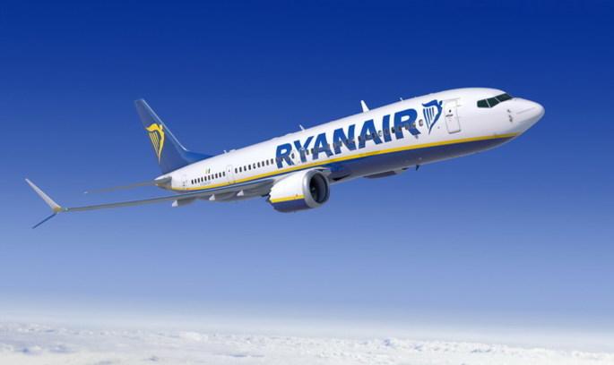 Аеропорт «Київ» призупинив діалог із лоукостером Ryanair