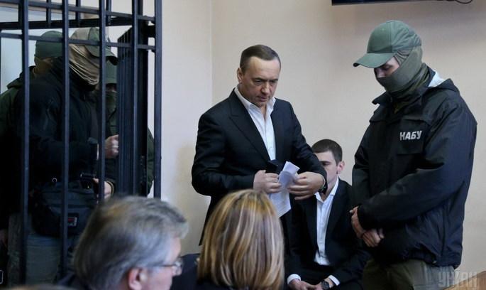 Суд відмовився арештовувати Мартиненка