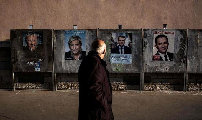 Рівняння з багатьма невідомими: перший тур французьких виборів стартував