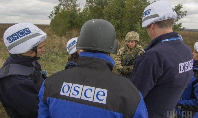 На окупованій території в Луганській області підірвався автомобіль ОБСЄ, загинув спостерігач (ОНОВЛЮЄТЬСЯ)