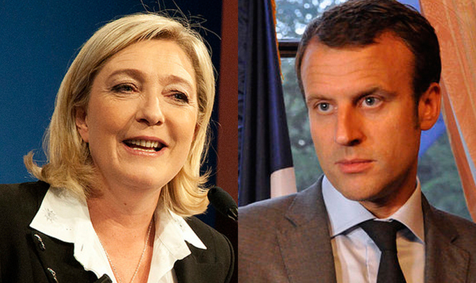 Популізм vs глобалізм: про що говорять перші результати виборів у Франції