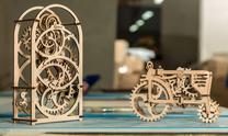 Зібрали самі: як виготовляються моделі українських 3D-пазлів