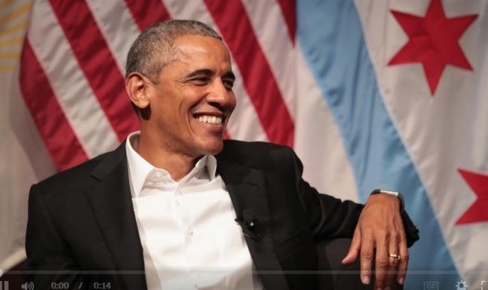 Барак Обама: «Звичайні люди, об'єднуючись, можуть робити незвичайні речі»