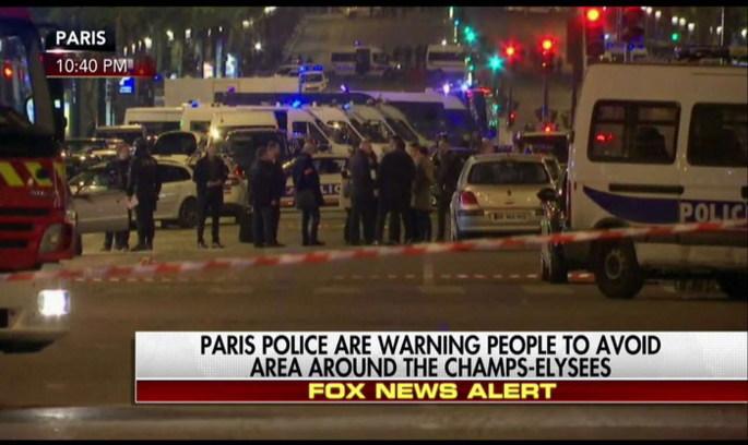 На російському каналі заявили про можливість терактів у Франції (ВІДЕО)