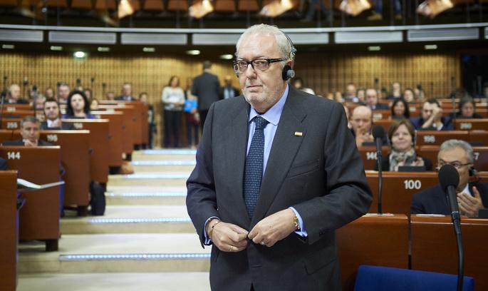 Президент ПАРЄ все ж  погодився на відставку – за однієї умови