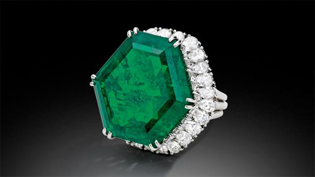 Смарагд Stotesbury Emerald знайшов нового власника на аукціоні Sotheby's