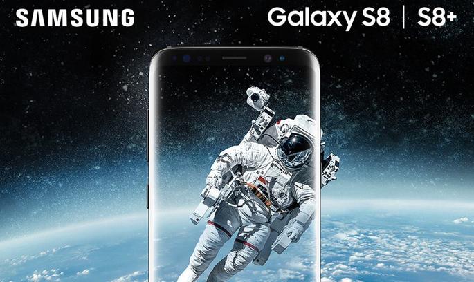 Samsung досягла рекордних прибутків завдяки флагману Galaxy S8