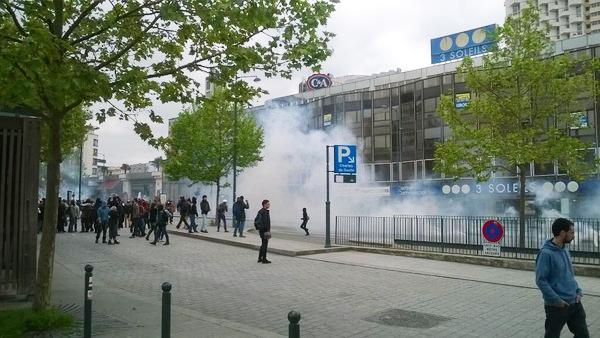 Французькі «противсіхи»: підлітки протестують проти кандидатів у президенти