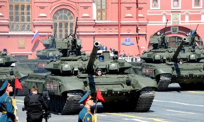 Росія повернулась до трійки країн-лідерів за рівнем військових витрат