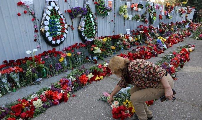 В Одесі попри провокації проходять акції вшанування загиблих