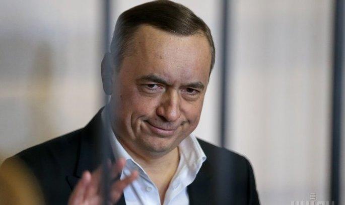 Такі справи: у чому «засвітився» Микола Мартиненко