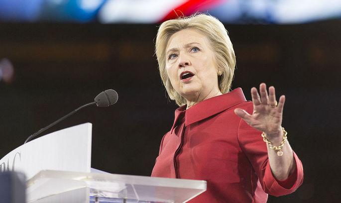 Клінтон: «Якби вибори відбулися 27 жовтня, я була б вашим президентом»