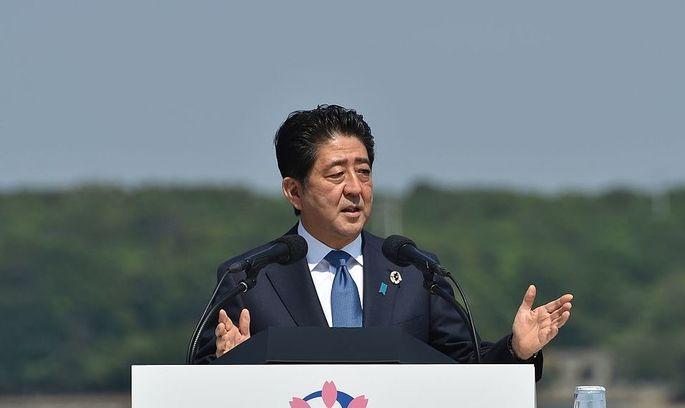 Прем'єр-міністр Японії має намір змінити «мирну» конституцію у 2020 році