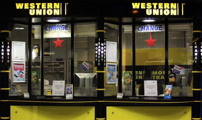 Western Union припиняє перекази між Україною і Росією