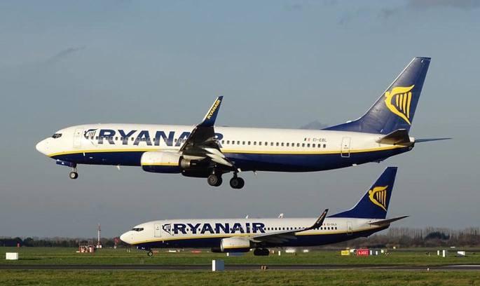 Повітряний трикутник: аеропорт, Ryanair та національна авіакомпанія