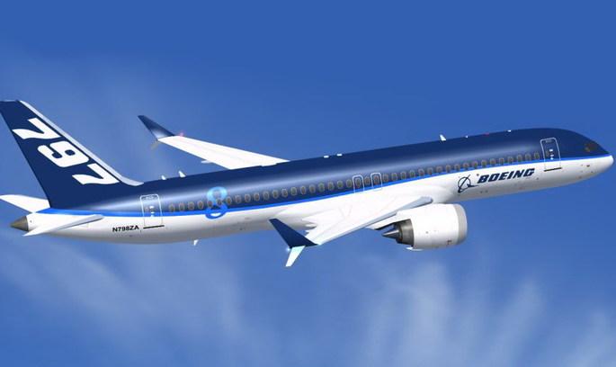 Rolls-Royce хоче постачати свої двигуни для Boeing 797