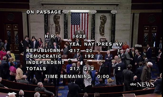 Нездорова реформа: в Конгресі США скасували медичне страхування від Обами