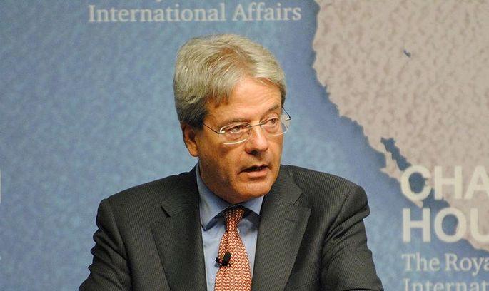 Італійський прем'єр-міністр висловив підтримку Макрону