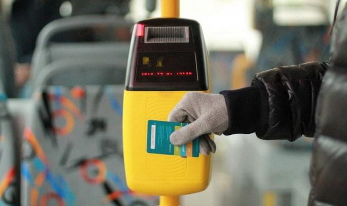 Набув чинності закон про введення електронних квитків у транспорті
