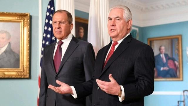 Держсекретар США: про зняття санкцій з Росії не йдеться