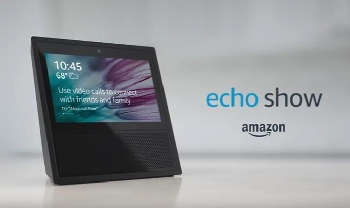 Голосовий помічник від Amazon матиме сенсорний екран і відеодзвінки