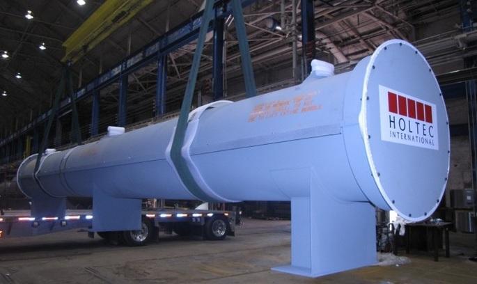 Американці постачатимуть «Енергоатому» обладнання для будівництва сховища