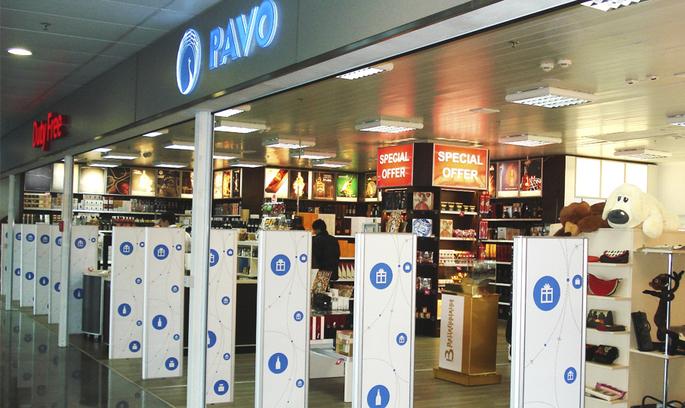 Магазини Duty Free дають заробити Борисполю на кожній покупці 18%