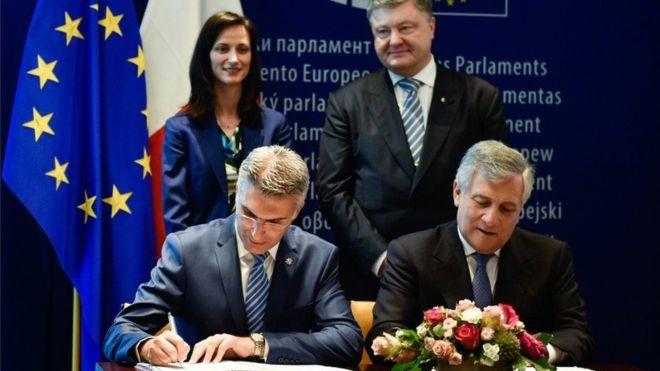 Стосунки між Україною та ЄС тепер будуть «легшими» - Антоніо Таяні