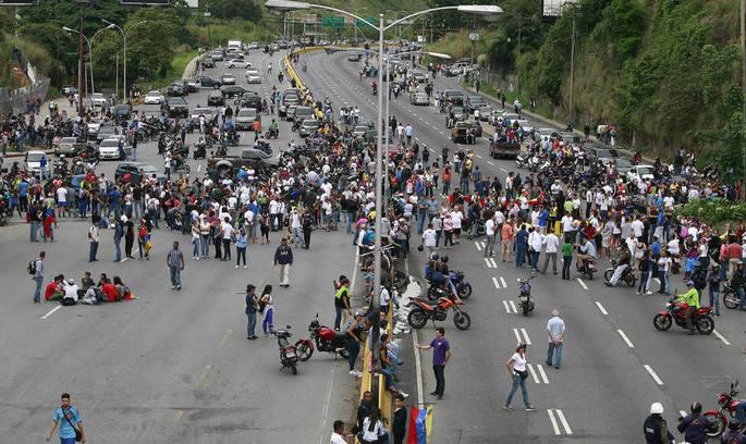 США ввели санкції проти Венесуели через політичну кризу