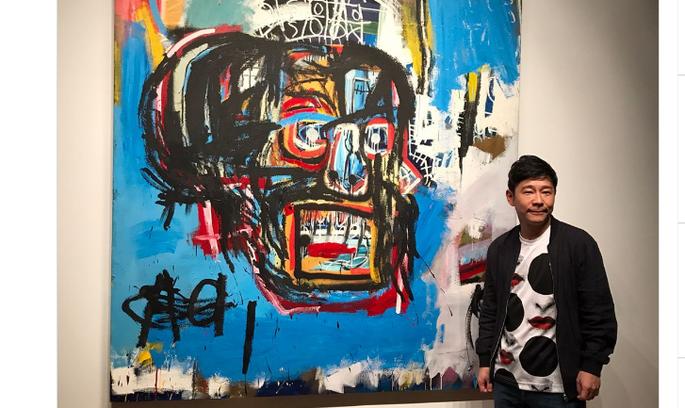 Японець заплатив $110,5 млн за картину Баскія