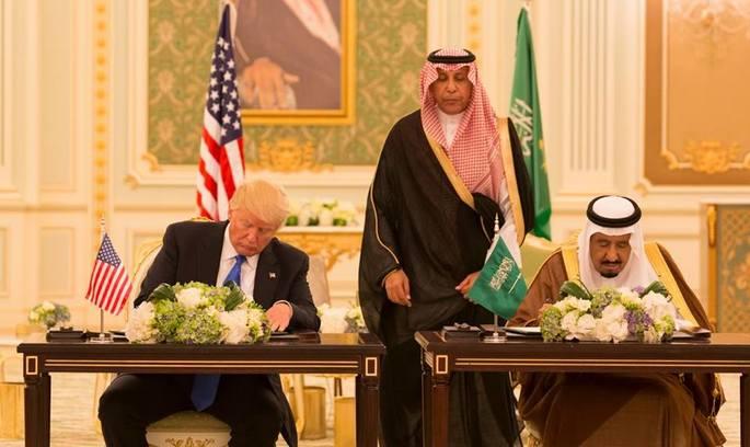 США уклали військових та комерційних угод із Саудівською Аравією на $360 млрд