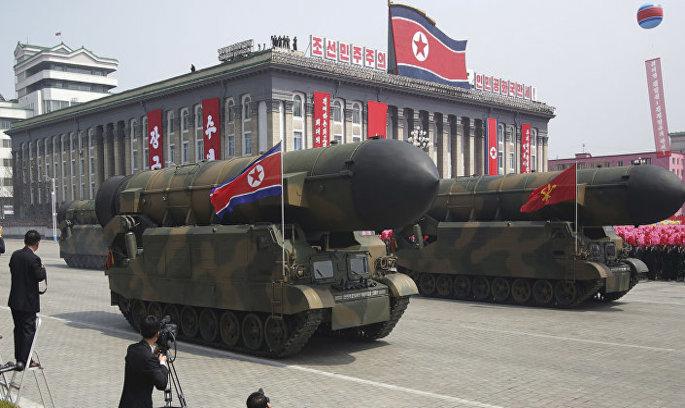 Північна Корея запустить у виробництво нову балістичну ракету