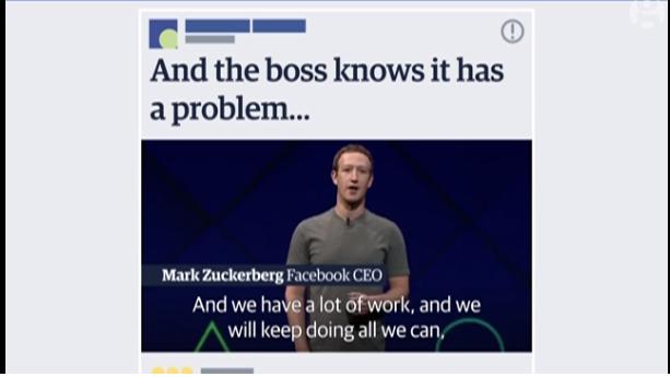 У ЗМІ потрапили секретні правила роботи модераторів Facebook