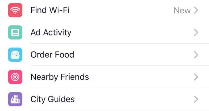 Facebook запустив новий сервіс доставки їжі додому