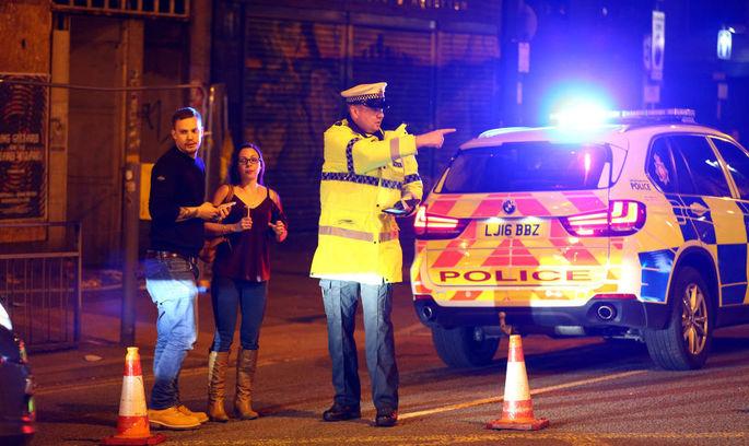 Прихильники «Ісламської держави» святкують в соцмережах через вибух у Манчестері