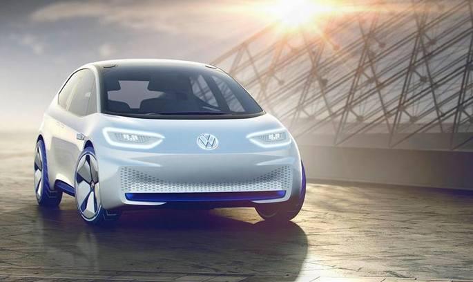 Volkswagen робитиме для Китаю електрокари разом з місцевим виробником