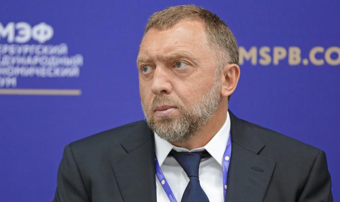Російський олігарх Олег Дерипаска погодився співпрацювати з американським Конгресом