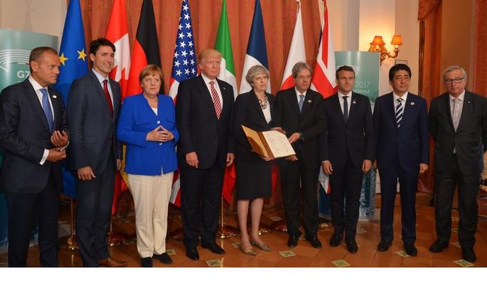 Лідери G7 можуть ввести додаткові санкції проти Росії в разі потреби