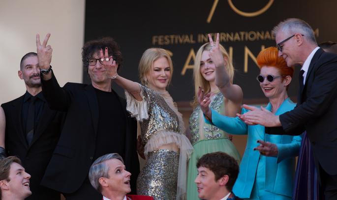 Оголошено переможців Каннського фестивалю