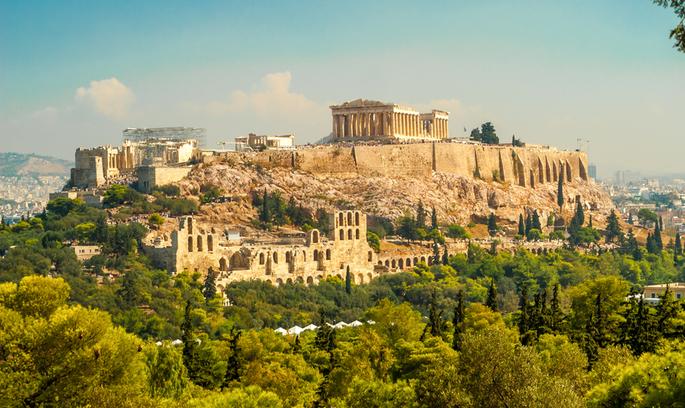 У Греції справи налагоджуються: вийти з кризи допоможе туризм