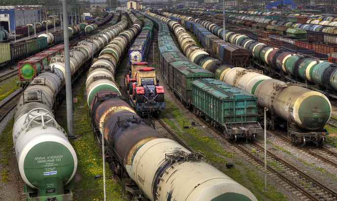 Заборона російських вагонів: чи діють санкції?