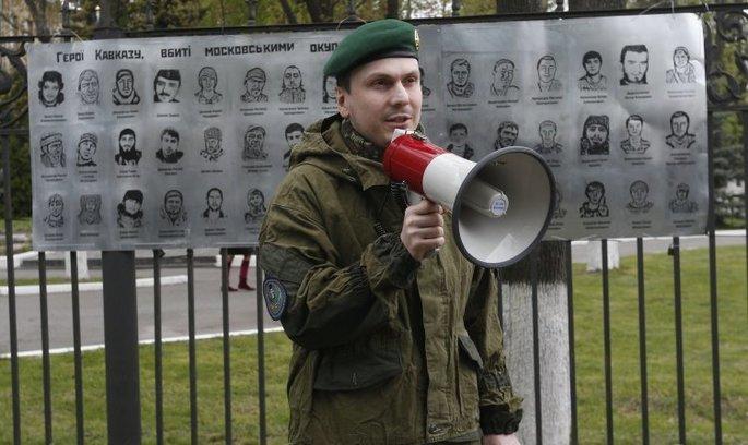 Замах на Осмаєва: кіллер вижив і дасть свідчення