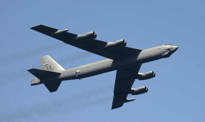 США направлять свої бомбардувальники до кордонів Росії