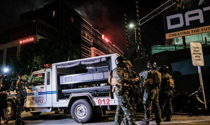 Трагедія у Філіппінах: пограбування казино призвело до масової загибелі людей