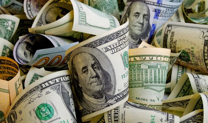 Держборг України у квітні виріс у доларах на 2,7%