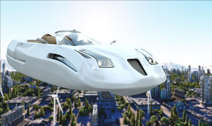 Літаючі автомобілі SkyDrive візьмуть участь у запаленні Олімпійського вогню у 2020 році