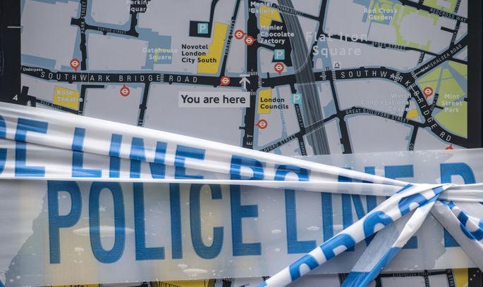 Три британські партії призупинили виборчі кампанії через теракт в Лондоні